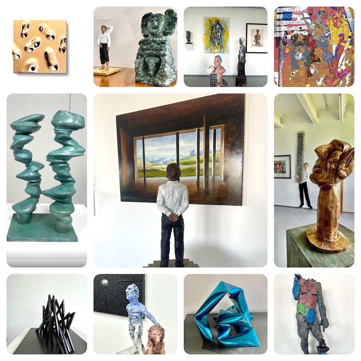 Ausstellung ART/OF Kunstraum Dreieich